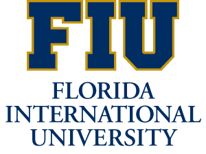 logo for Florida International University. Cat...