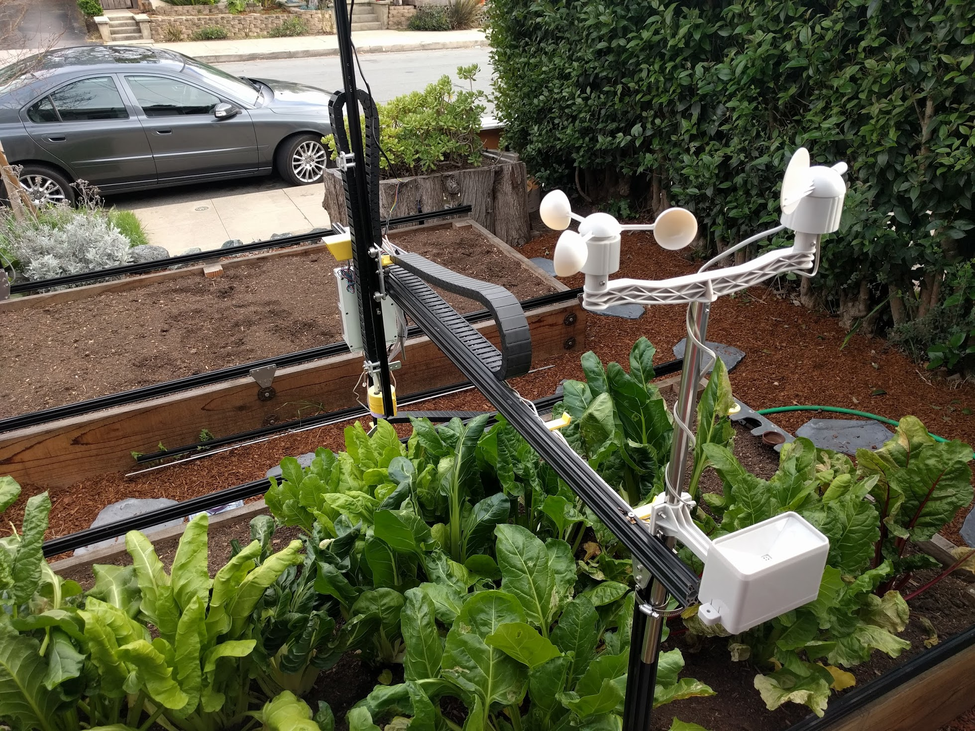 File:FarmBot Genesis Gantry And Weather Station