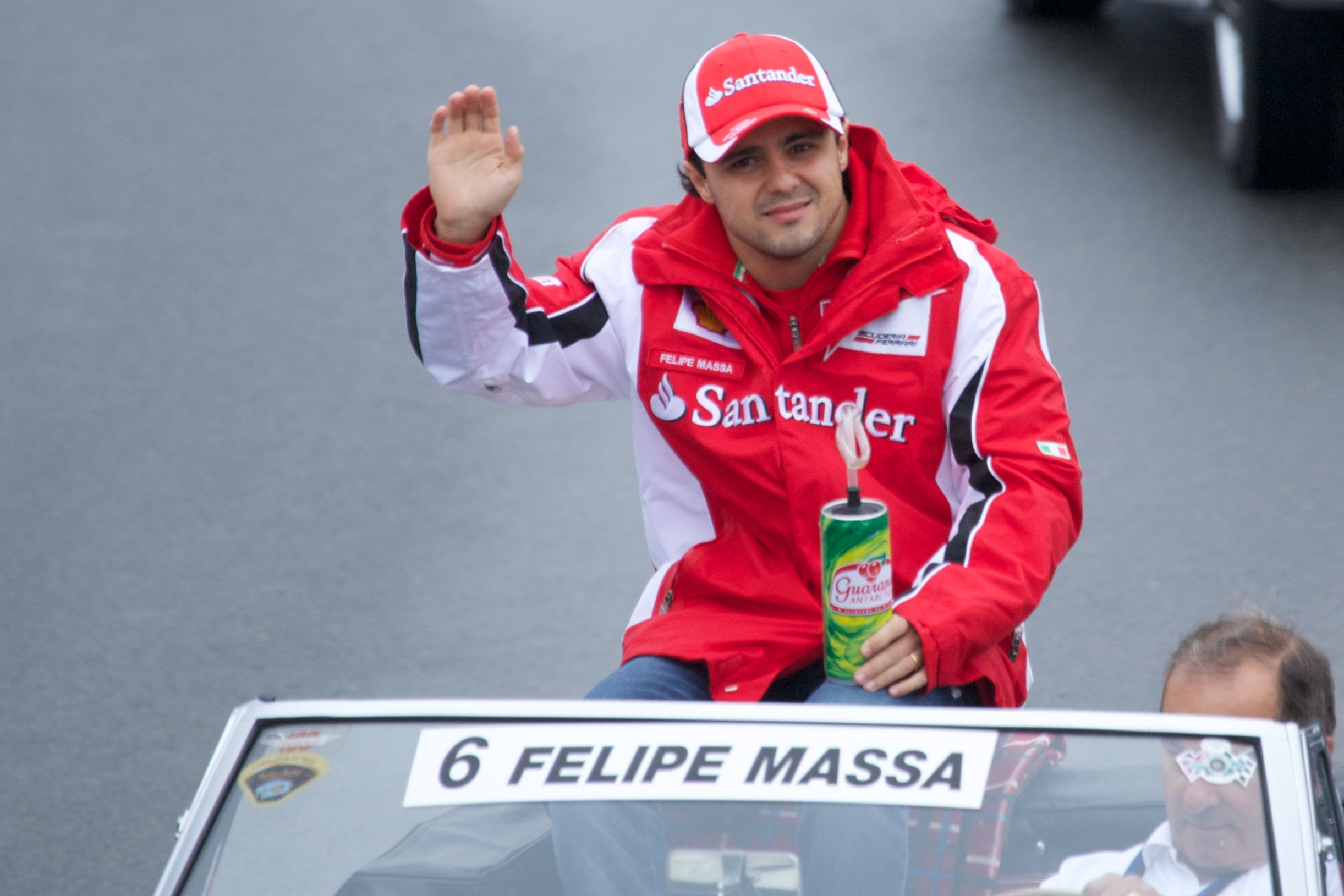 Felipe Massa Größe