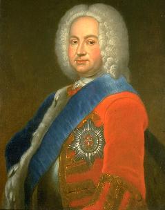 Ferdinand Albert II, Duke of Brunswick-Wolfenbüttel Duke of Brunswick-Wolfenbüttel in 1735
