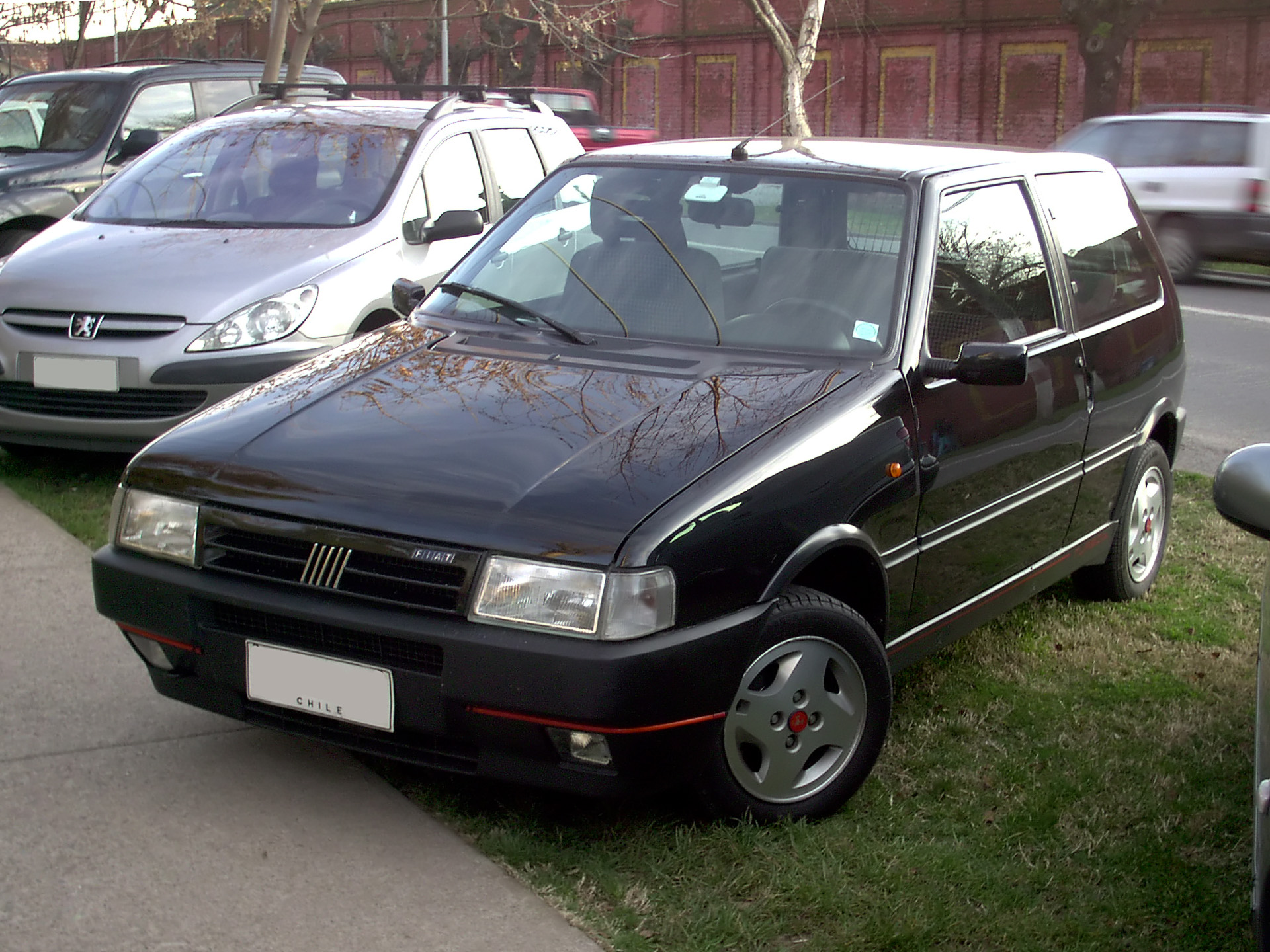 fiat uno turbo - wikipedia