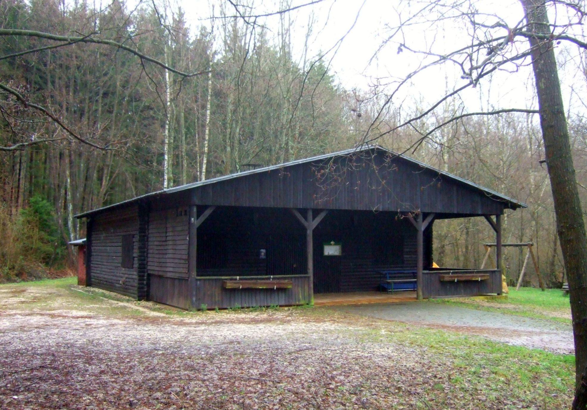 Fischerhütte Beuren