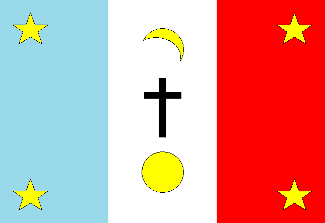 The Yaqui Flag