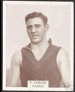 Frank Curcio Australian rules footballer and coach