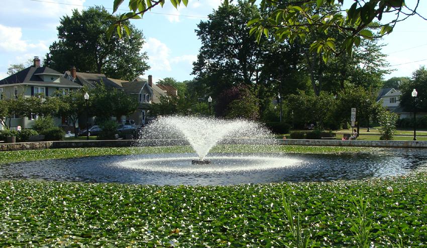 Halcyon Park Bloomfield NJ
