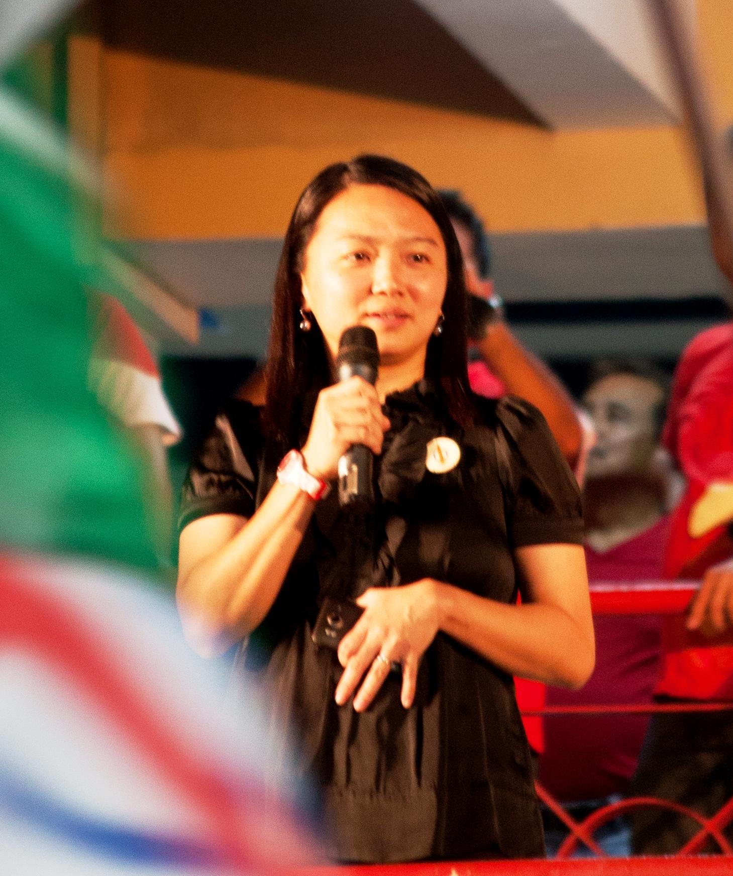 Hannah Yeoh - Wikipedia