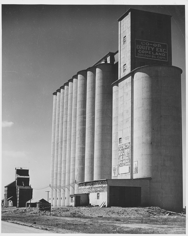Kansas gray county copeland - File Haskell County Kansas Copeland The World S Largest Farmers