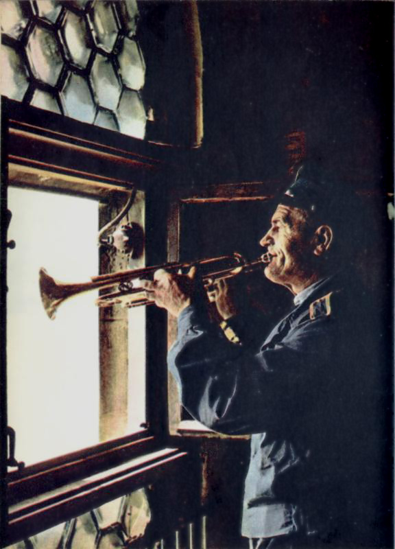 St  Mary's Trumpet Call - Wikipedia