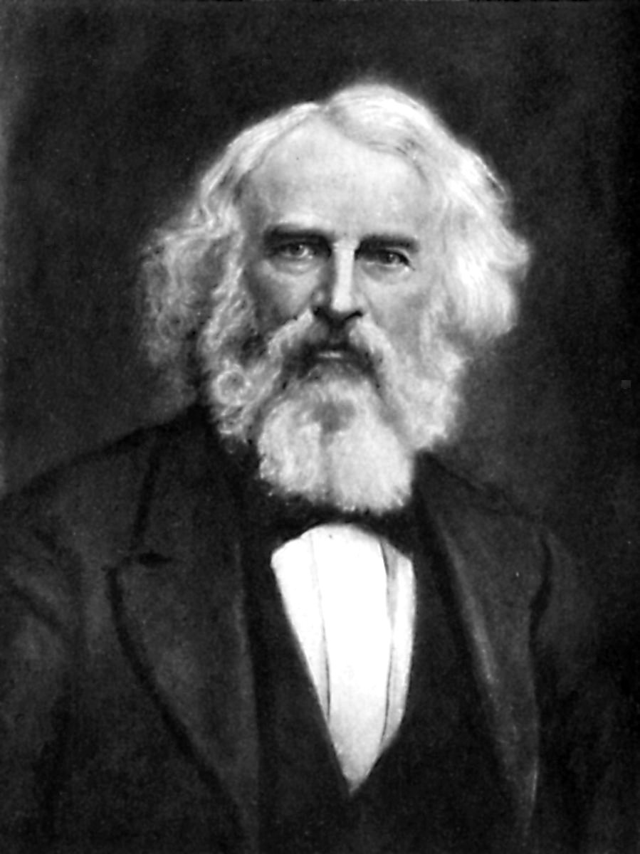 Henry Wadsworth Longfellow hiawatha