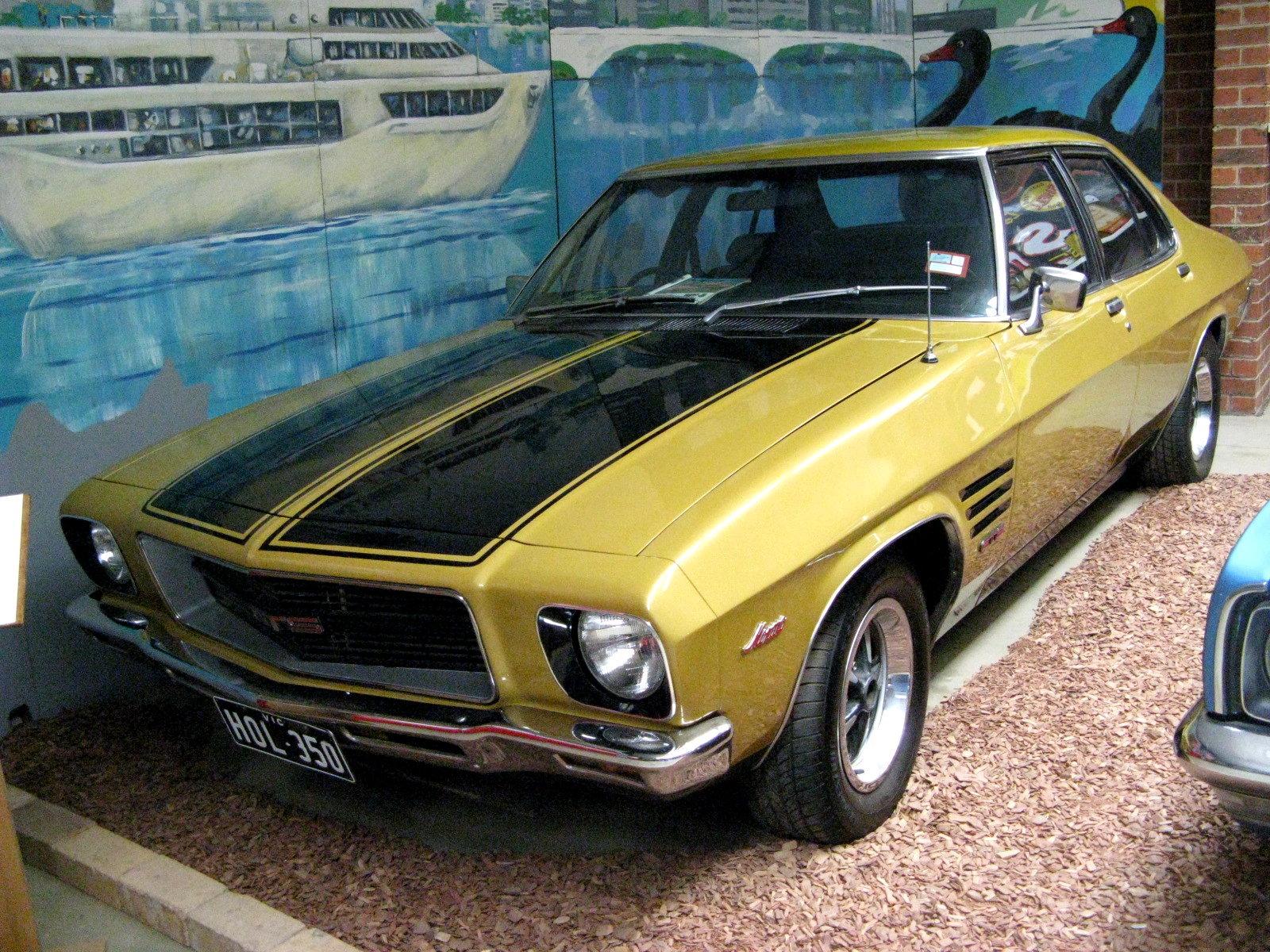 File holden hq monaro gts 350 1973 wikipedia for Holden motor cars australia