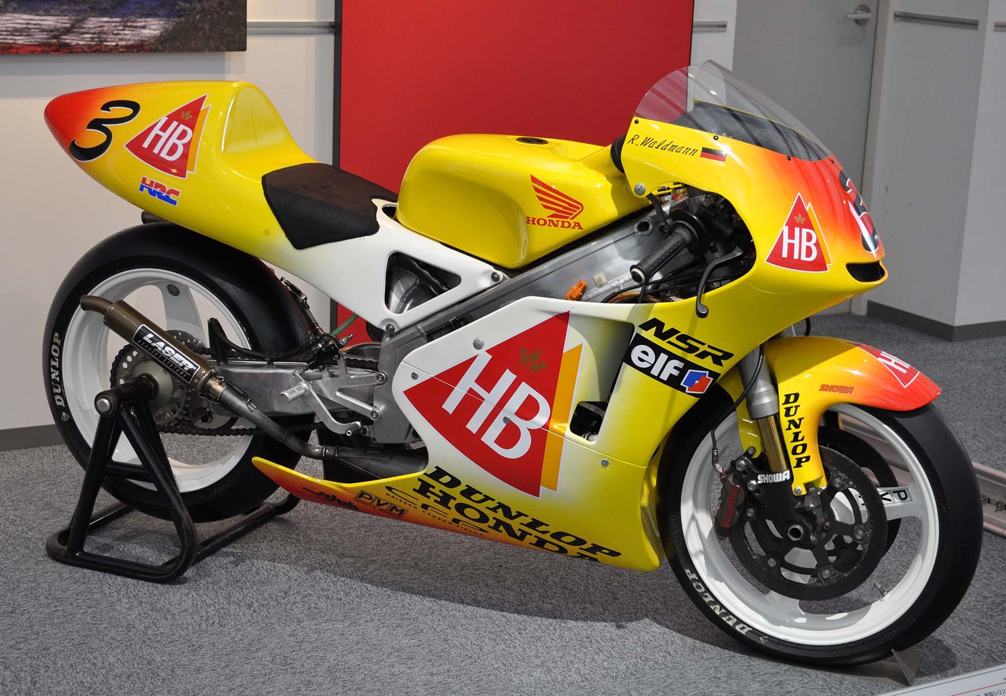 Build Your Own Honda >> File:Honda NSR250 1996.jpg - Wikimedia Commons