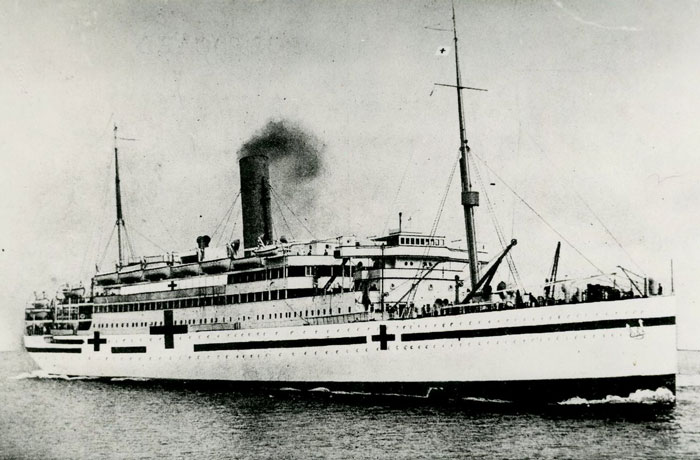 Image result for hospital ship asturias