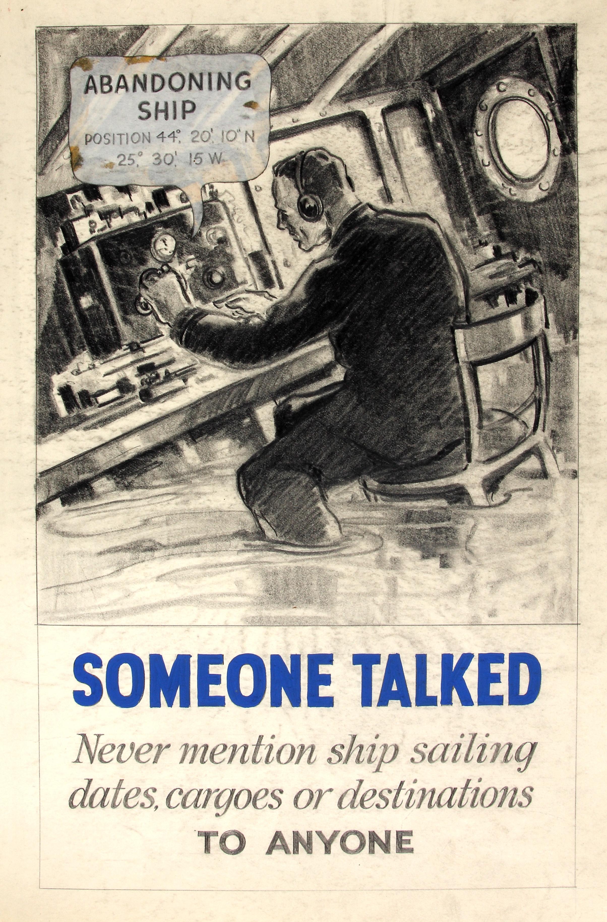 Someone talk