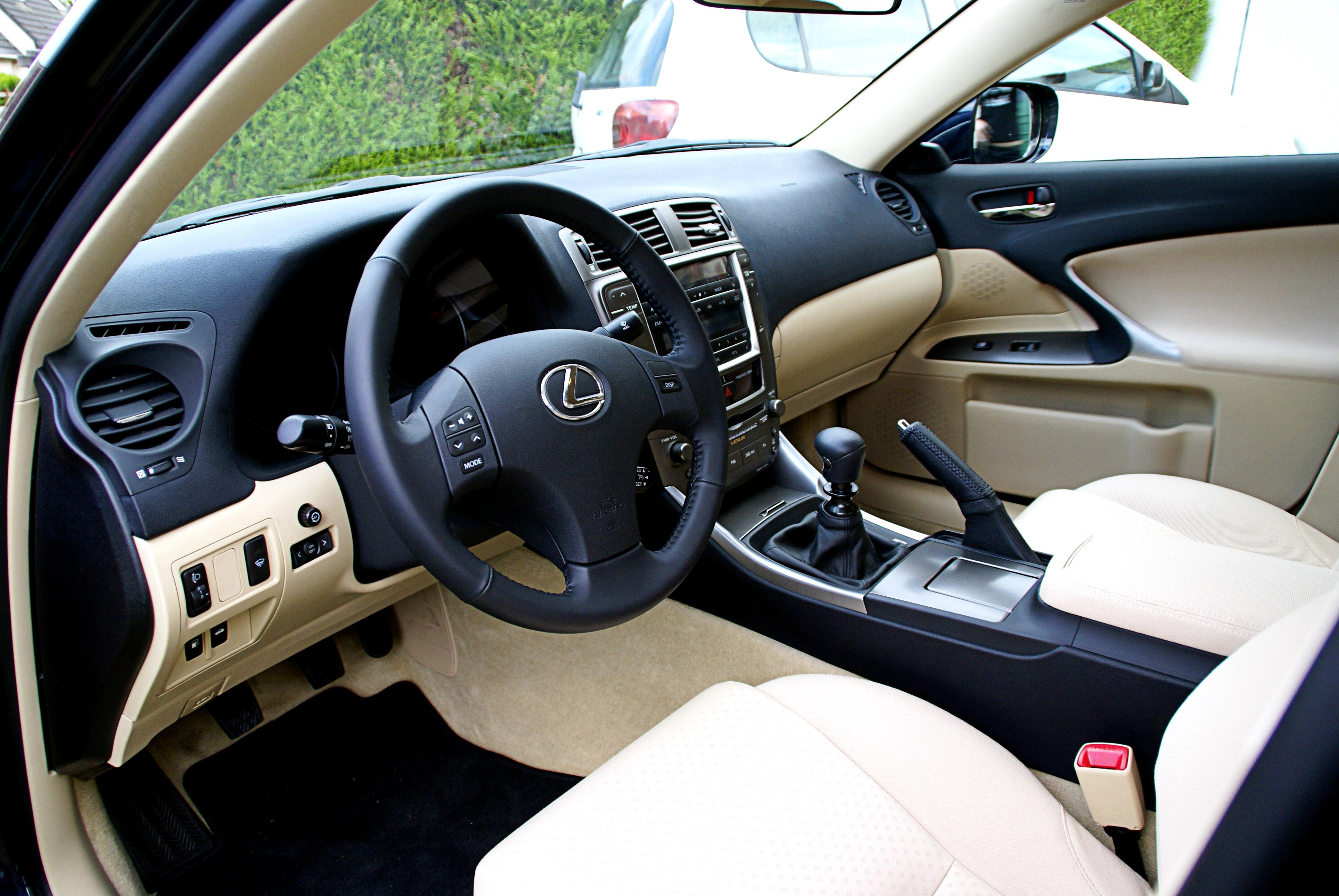lexus is250 manual transmission autos post. Black Bedroom Furniture Sets. Home Design Ideas