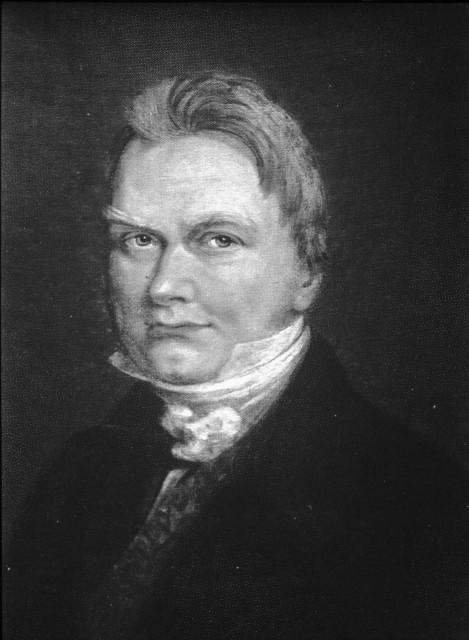 Jöns Jacob Berzelius (1779–1848).