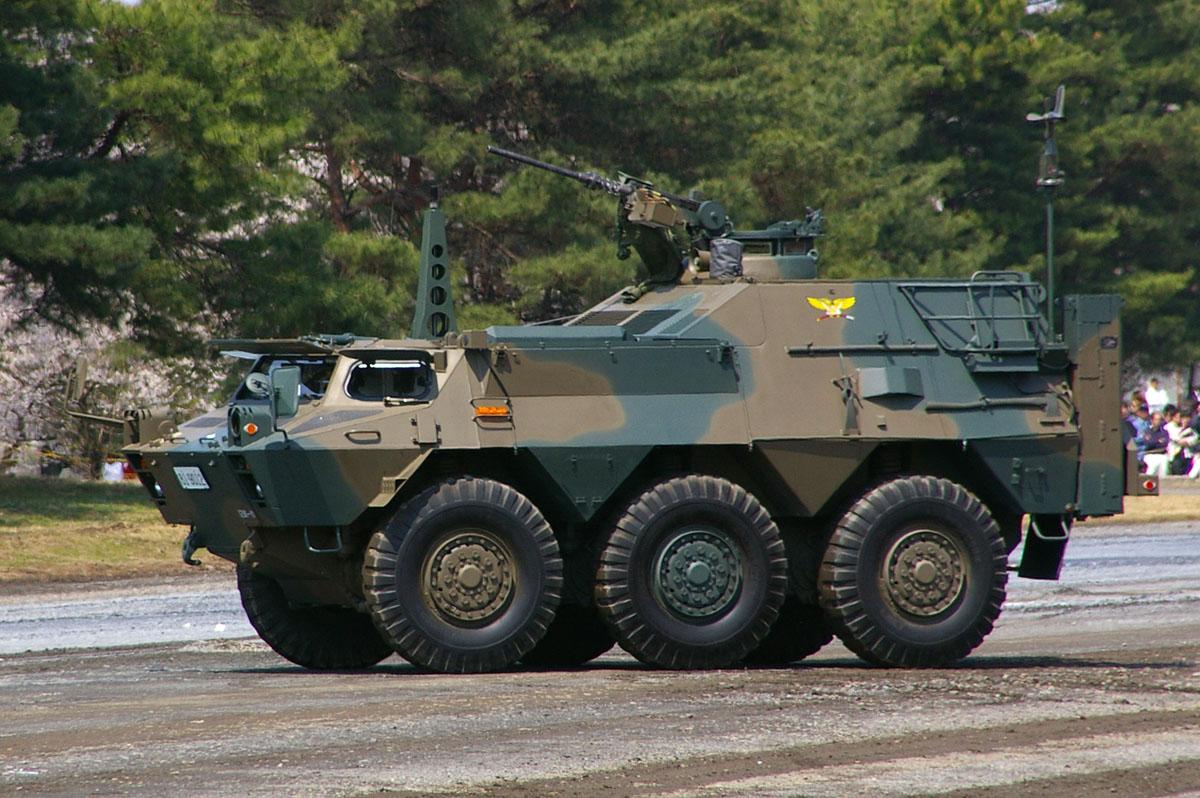File:JGSDF Chemical Reconnaissance Vehicle 02.jpg  Wikimedia Commons