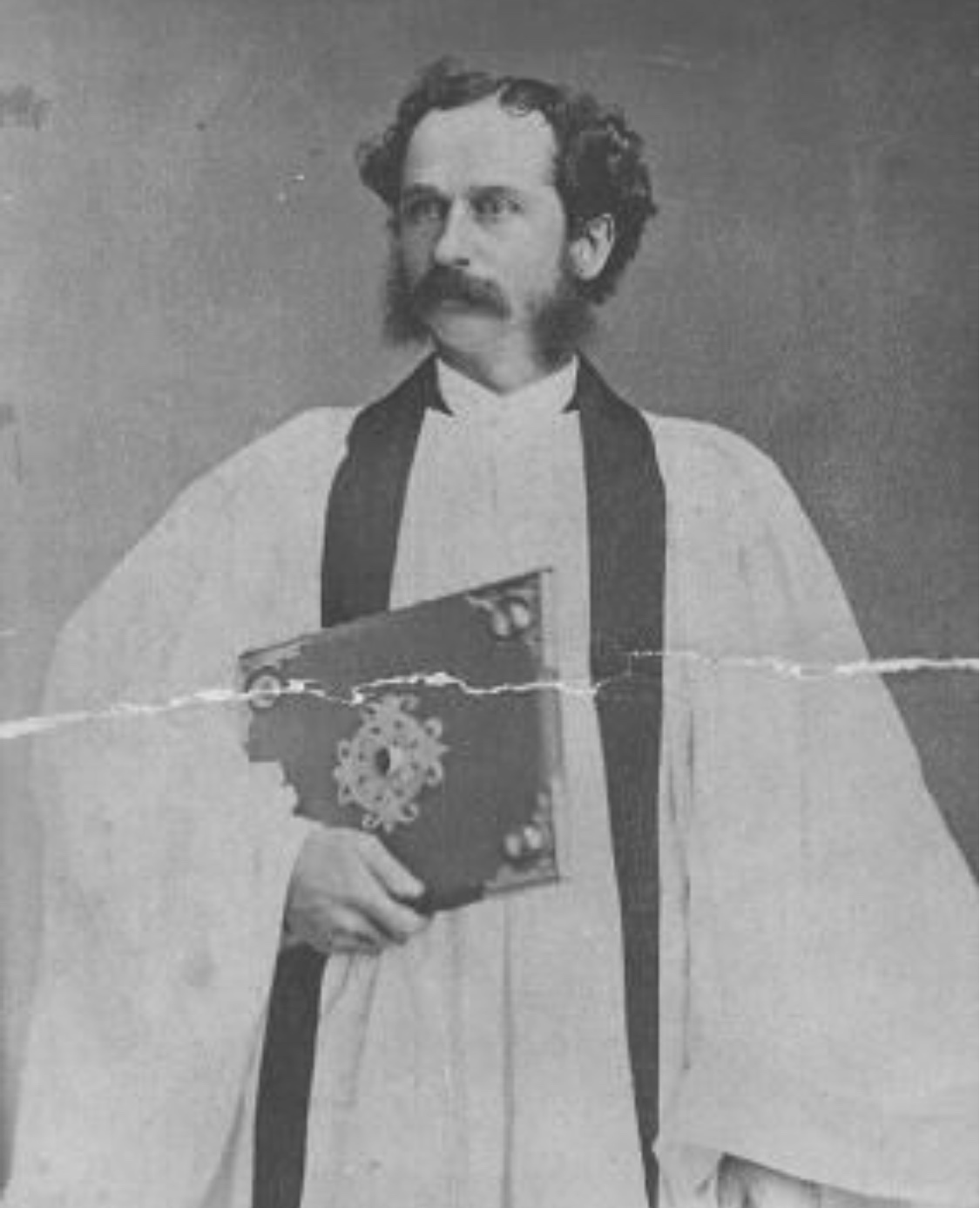 James Tuttle Smith American priest