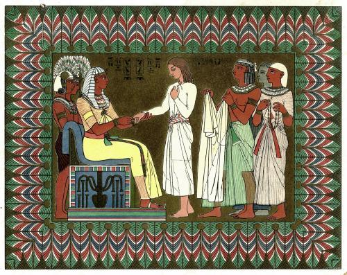 File Joseph And Pharaoh Jpg Wikimedia Commons