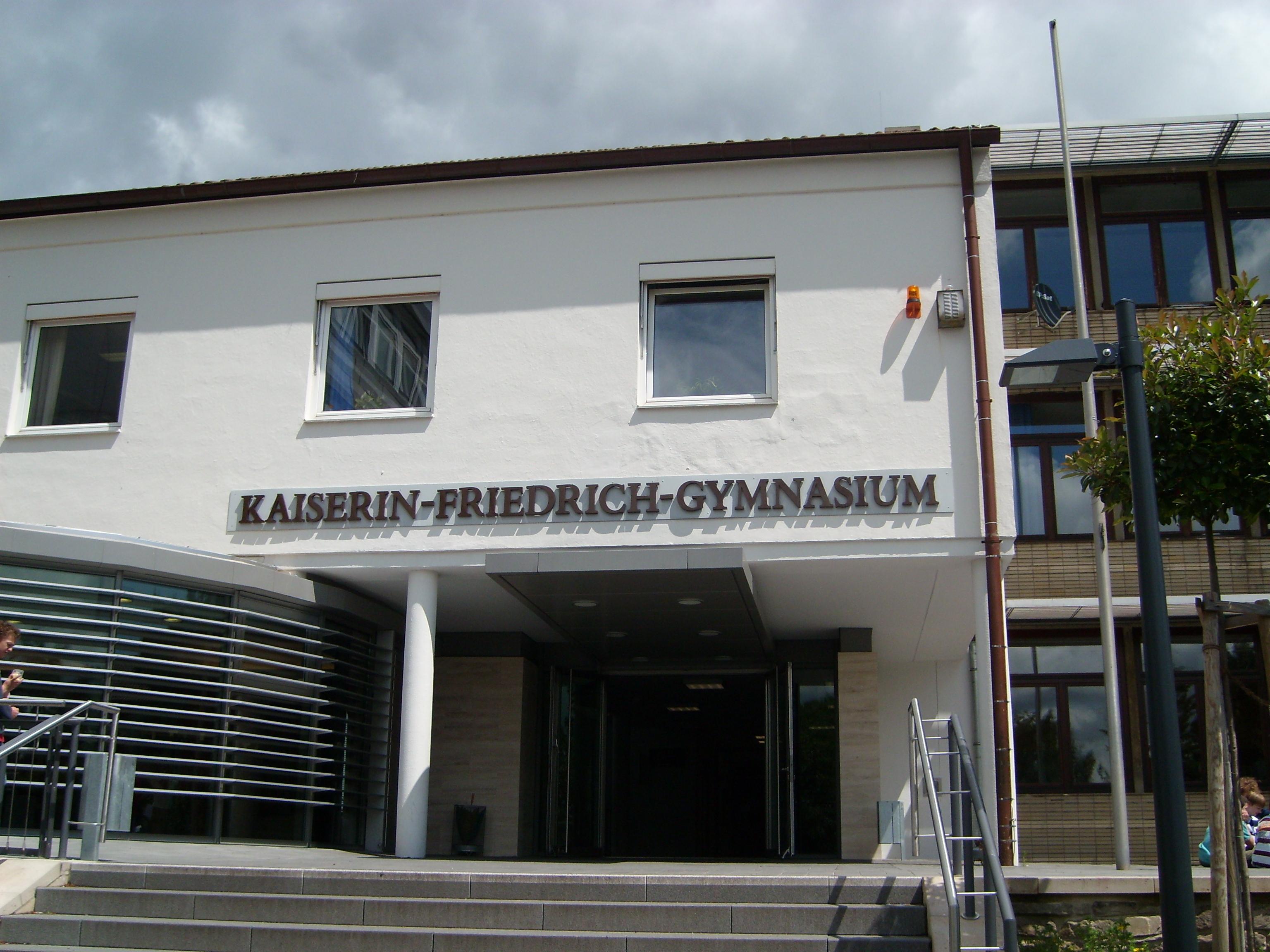 Kaiserin-Friedrich-Gymnasium
