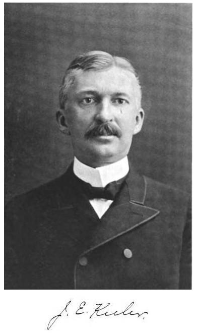 James Edward Keeler