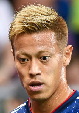 Keisuke honda 2018 wife net worth tattoos smoking for Honda net worth