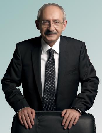English: Turkish politician Kemal Kılıçdaroğlu...