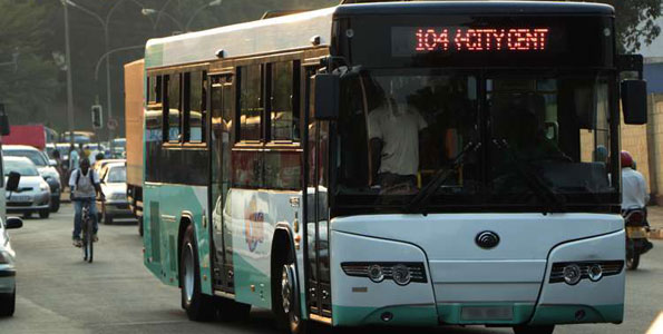 Holidays & Safari in Rwanda - Kigali City Transport inside the City