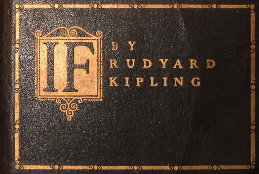 poem if by rudyard kipling in hindi
