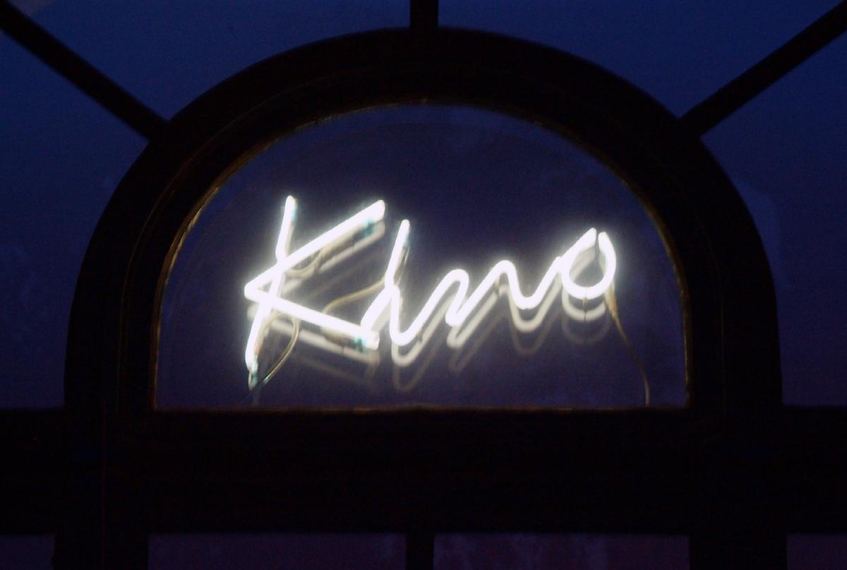 Dateikommunales Kino Im Künstlerhaus Koki Kik Hannover Schrift