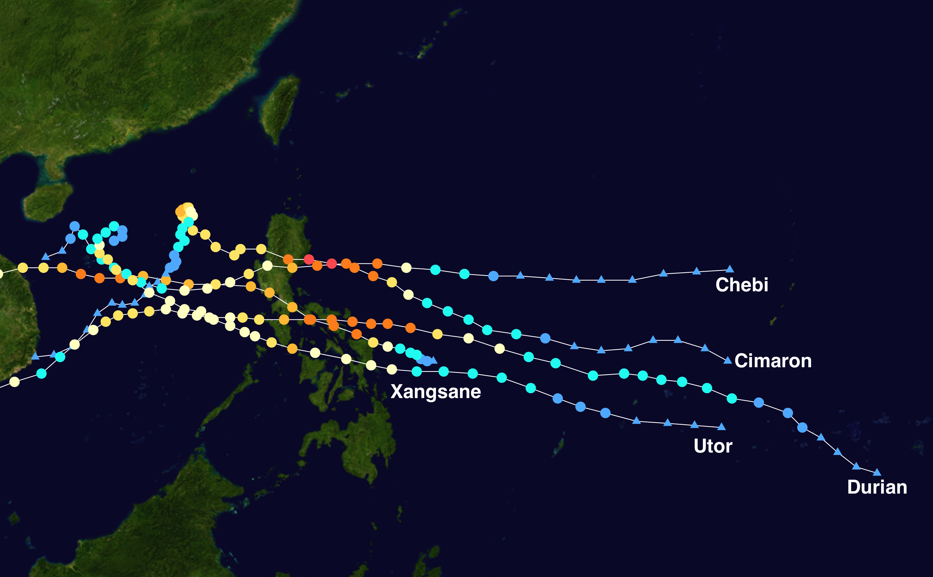 File:Late 2006 Philippine typhoon tracks.png - Wikimedia Commons