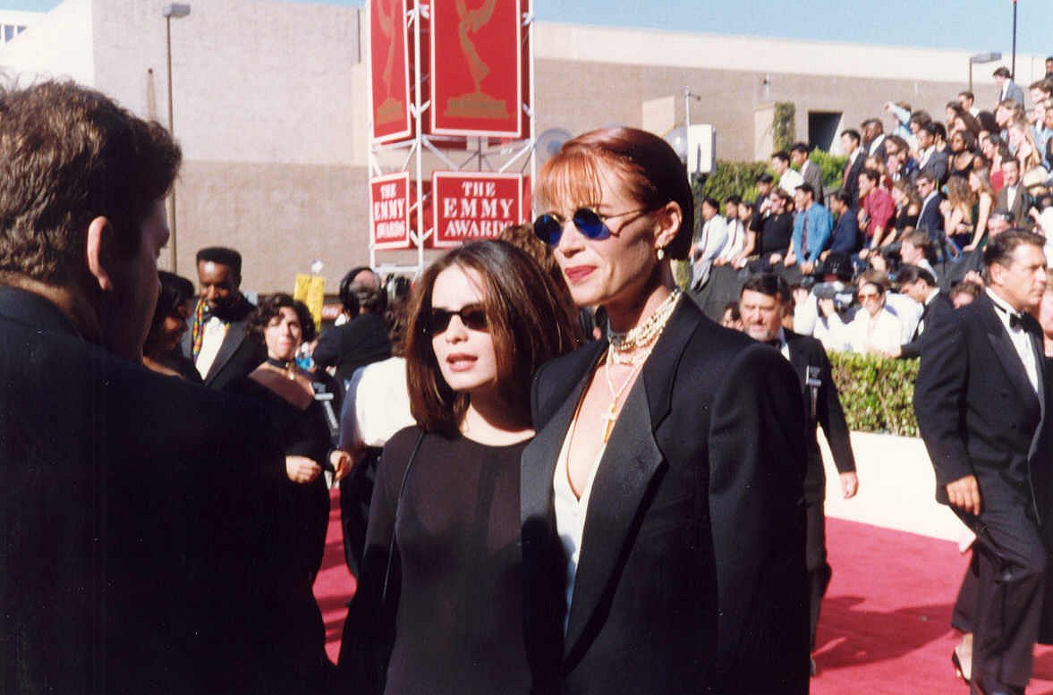 FileLauren Holly At The 1991 Emmy Awards