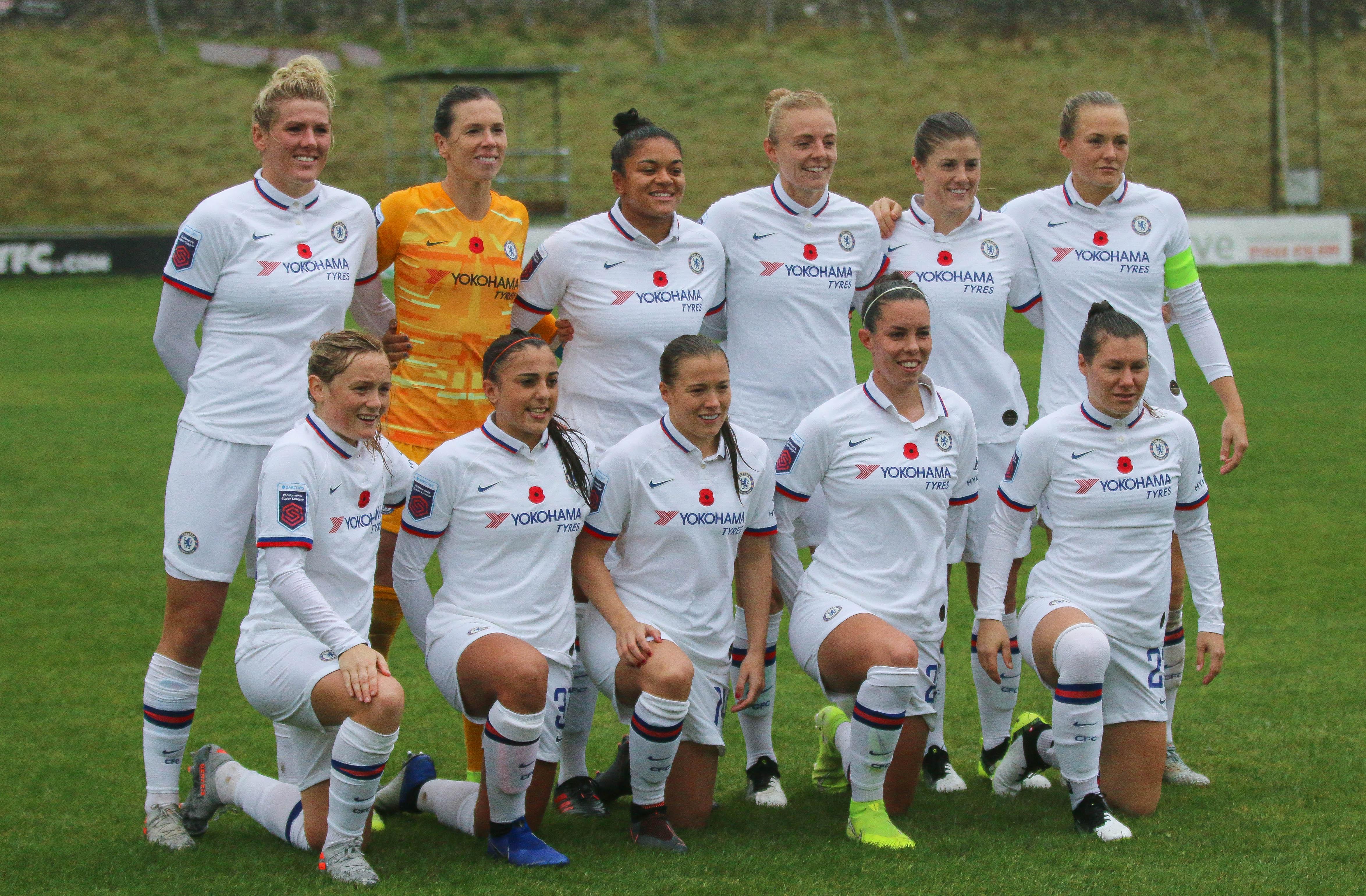 Chelsea F.C. Women - Wikiwand