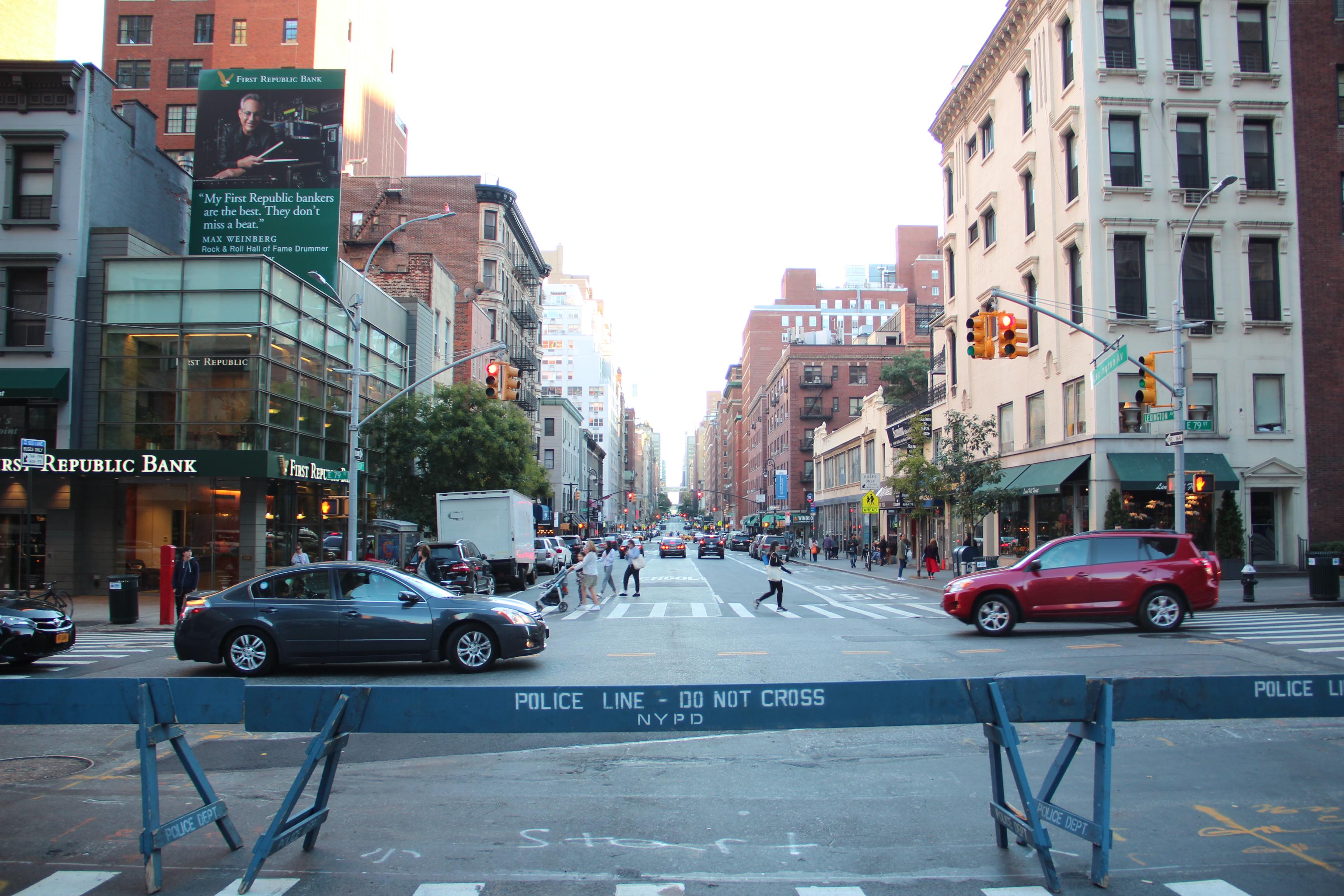 FileLexington Avenue 79th Street Manhattan Oct 2017