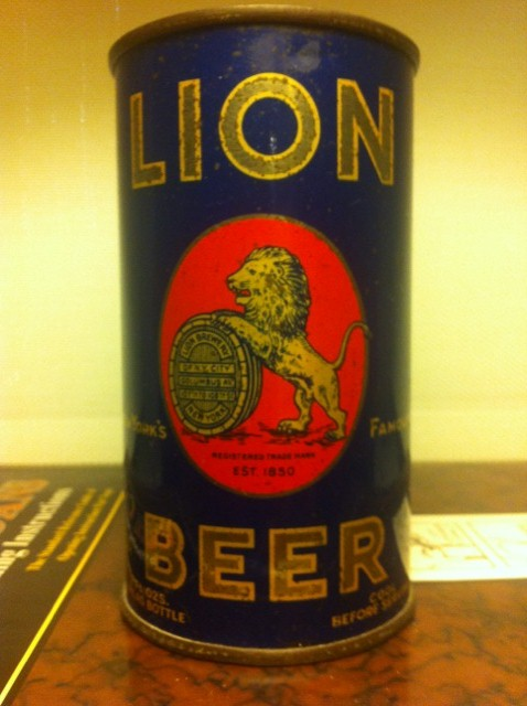 Lion Brewery New York ...