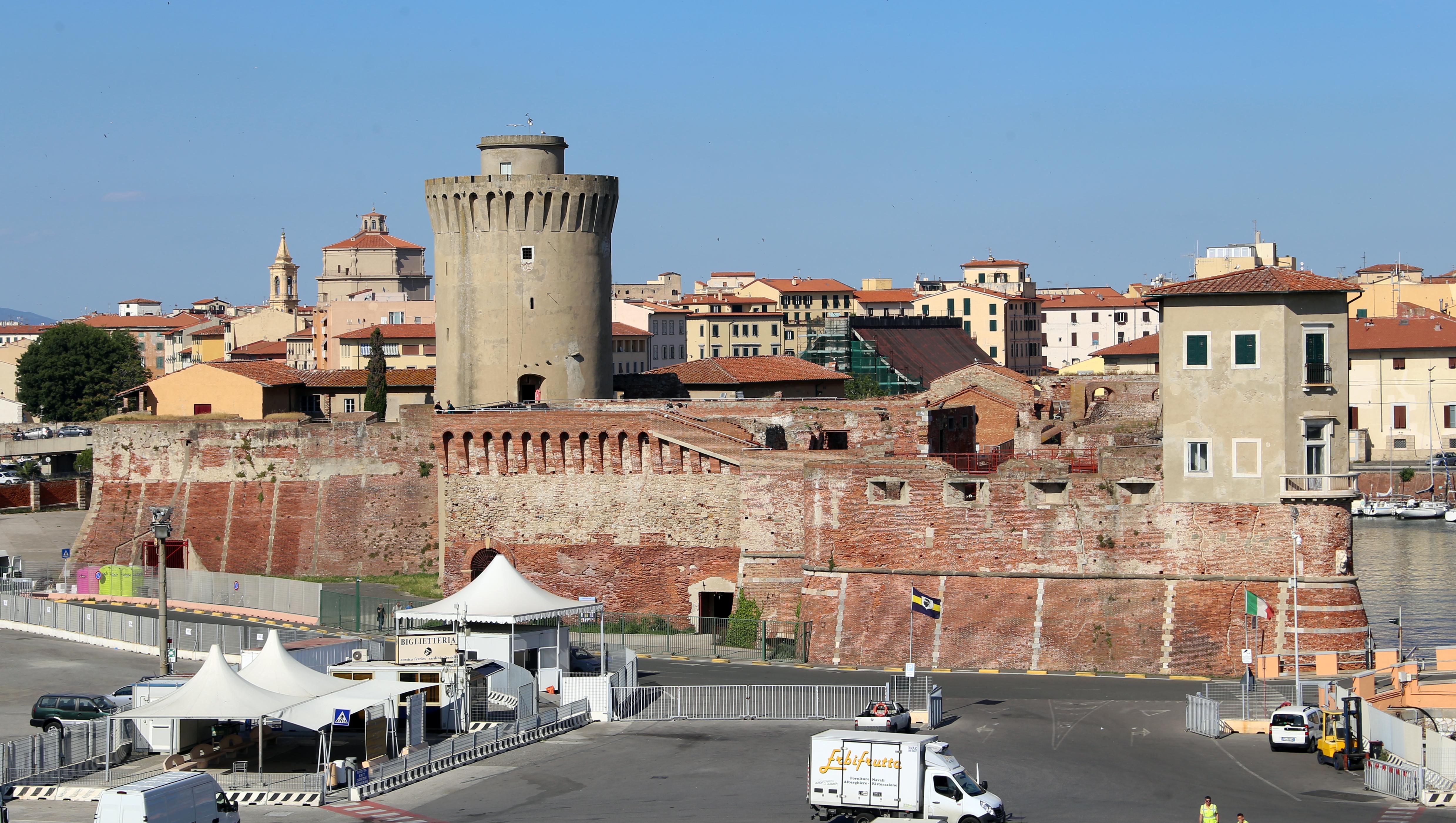 Old Fortress Livorno Wikipedia
