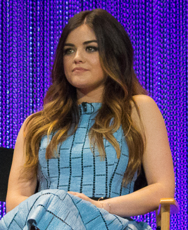 The 29-year old daughter of father (?) and mother Julie Hale Lucy Hale in 2018 photo. Lucy Hale earned a  million dollar salary - leaving the net worth at 1 million in 2018