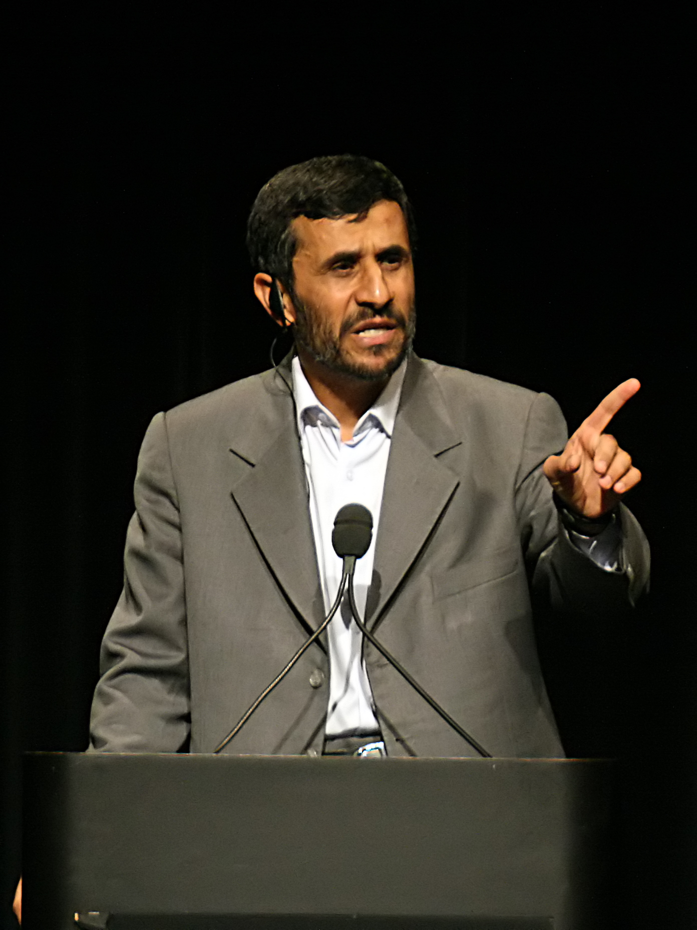 Mahmoud Ahmadinejad Net Worth