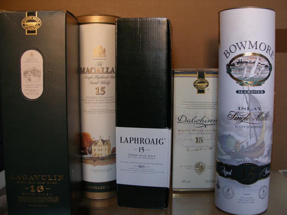About Single malt whisky