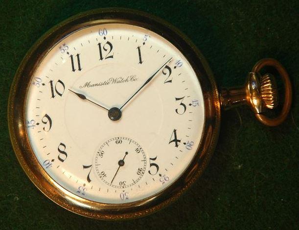 Clockface 10