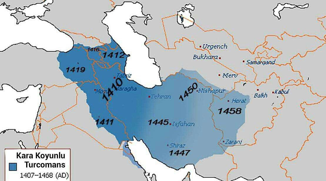 File:Map of Kara Koyunlu Turcomans.jpg - Wikimedia Commons
