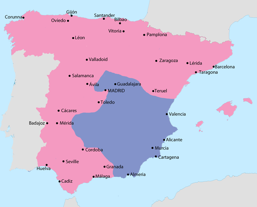 Filemap of the spanish civil war in february 1939g wikimedia filemap of the spanish civil war in february 1939g gumiabroncs Gallery