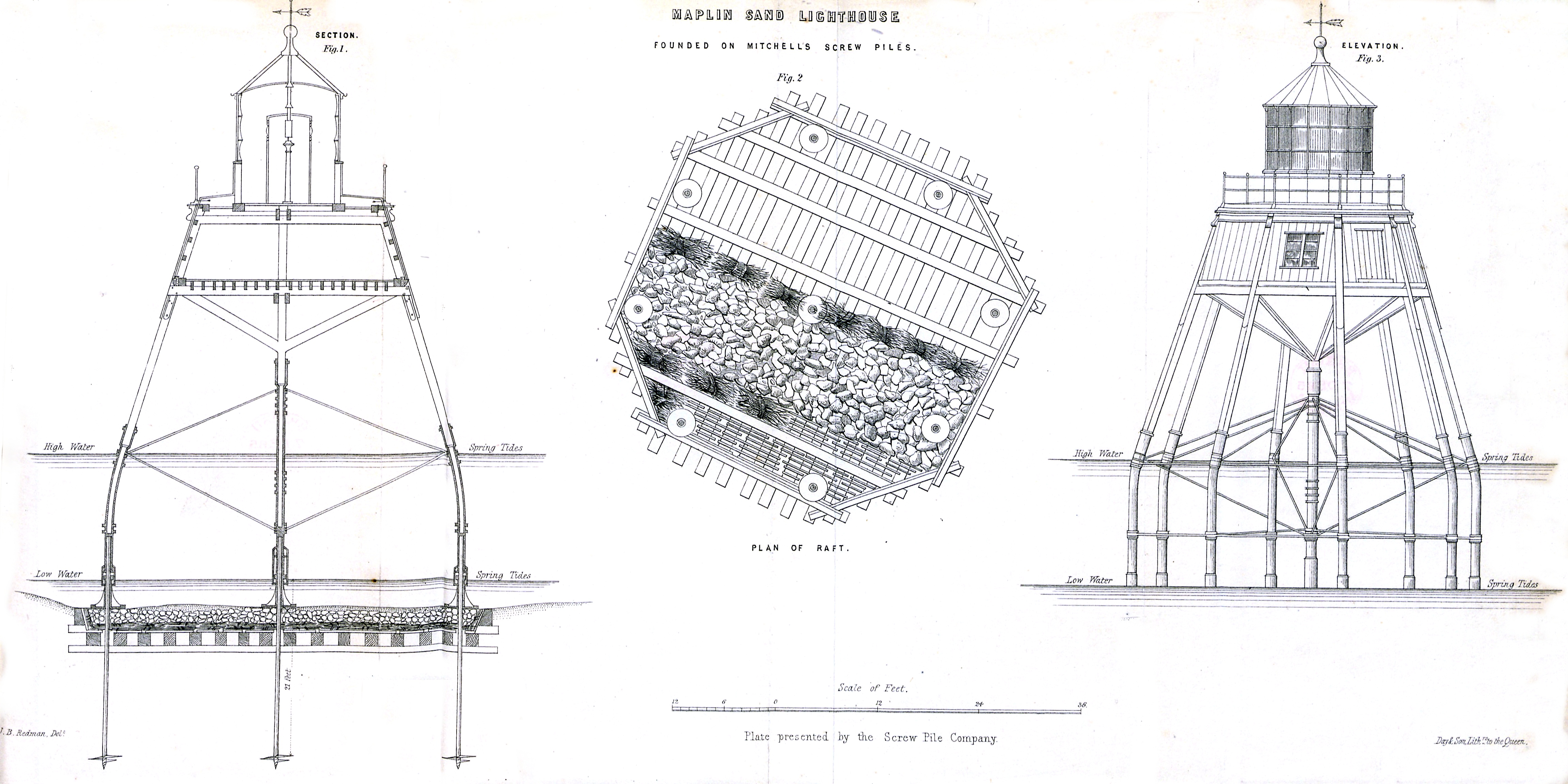 Lighthouse Home Building Plans