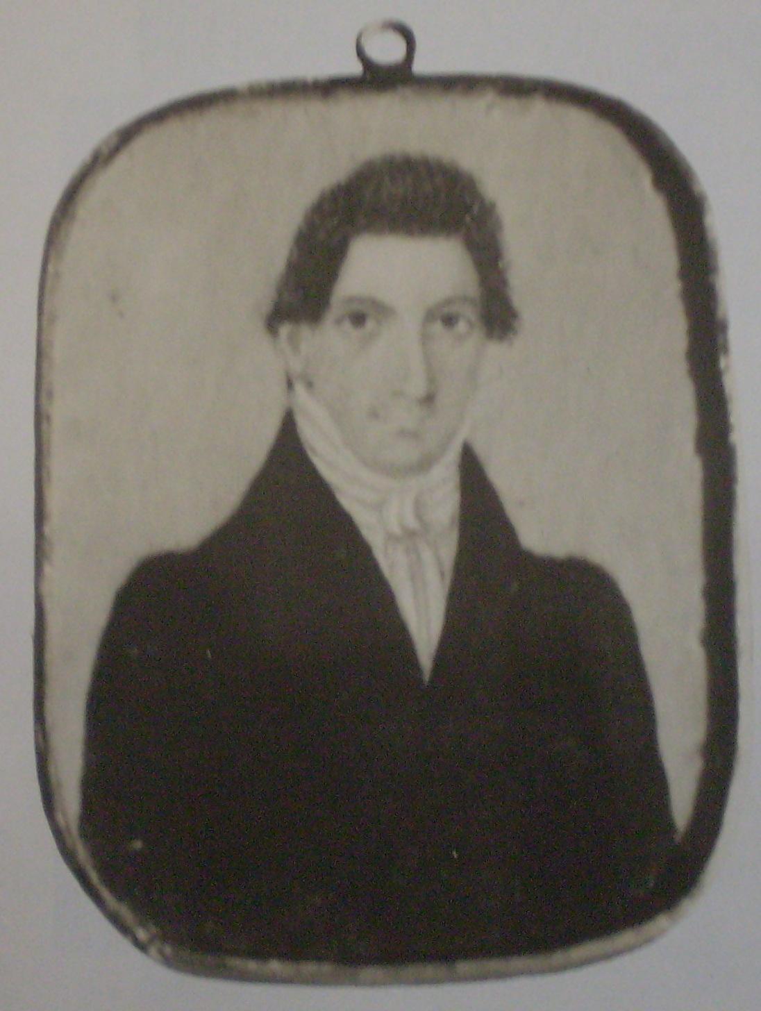 Depiction of Mariano Boedo