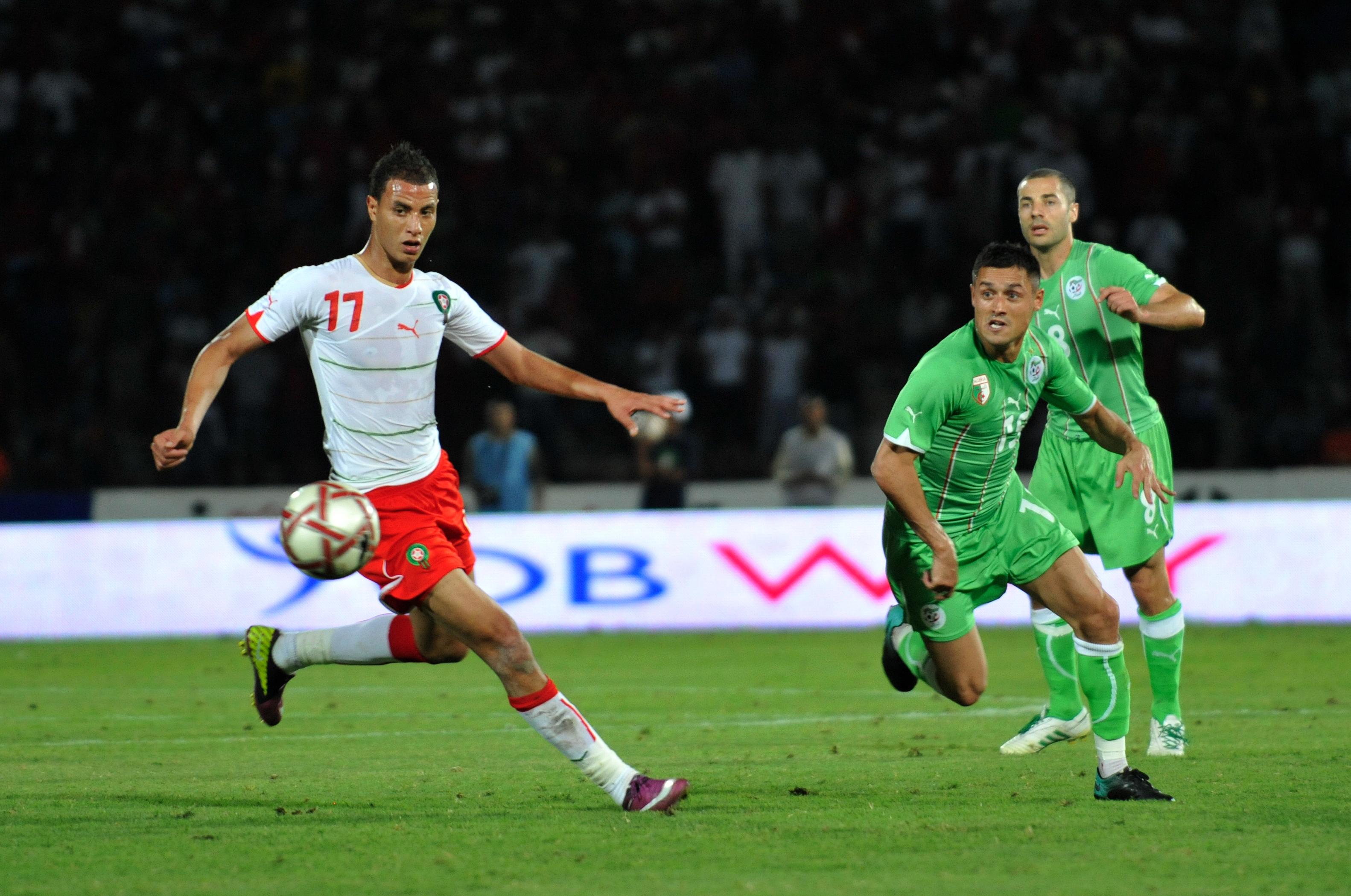 Rencontre algerie slovenie