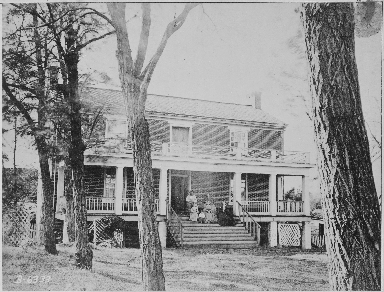 File Mclean House Appomattox Court House Va Where The