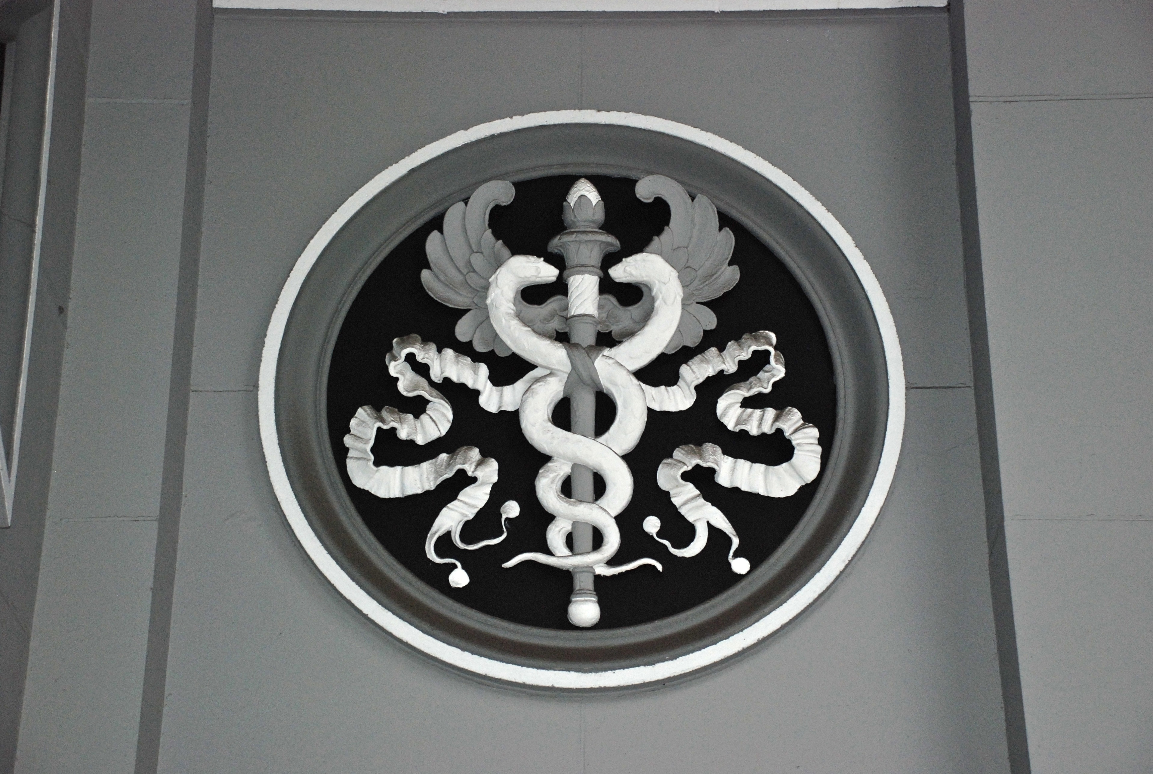 Caduceus as a symbol of medicine