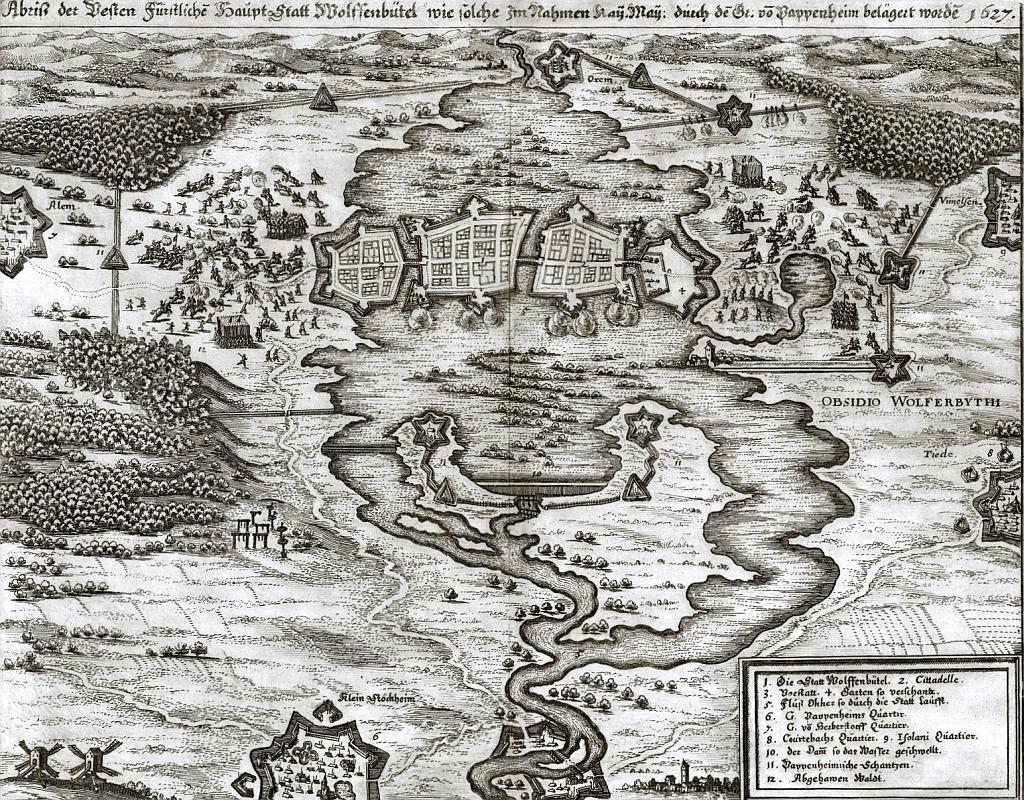 Image result for Braunschweig Matthäus Merian  Theatrum Europaeum