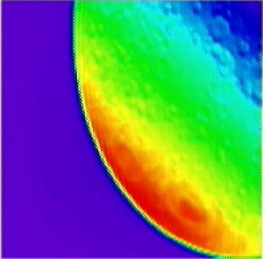 Mid infrared camera image of the moon by LCROSS.jpg