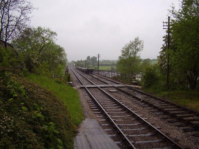 Midland Railway Centre - Butterley - geograph.org.uk - 1035621