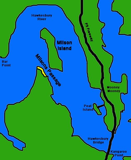 River Island Nsw